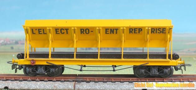 Wagons trémie à bogies maquette 285979VBtrmiebogiesElectroEntrepriseIMG3533R