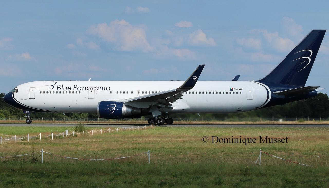 [22/07/2016] Boeing 767-300 (EI-CMD) Blue Panorama 286103IMG07161