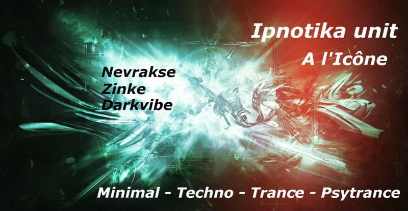 [Psytrance]Nevrakse - Mix @Icone 28634911048610802766619760830790462121251366092n