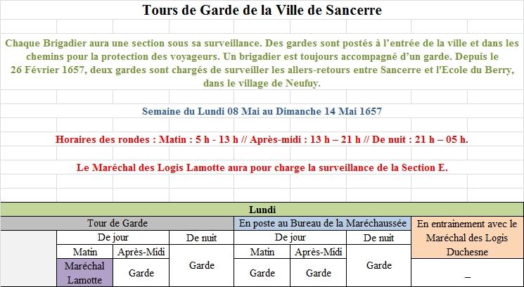 [RP] Plannings des Tours de Gardes de la Ville de Sancerre 2869791Planning