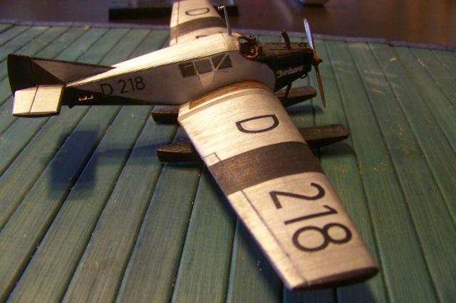 Un Junkers F13 en pantoufles en Amérique du sud : Dio... 2873581083052