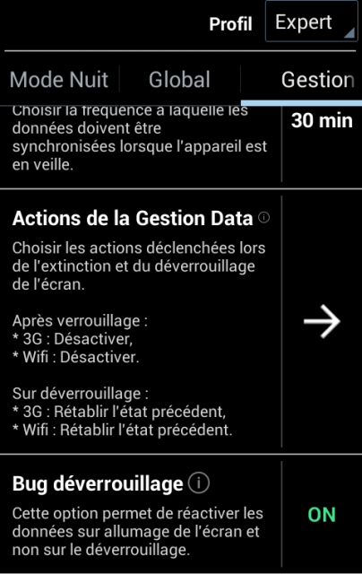 [APPLICATION ANDROID - RABBIT BATTERY] Gérer sa batterie [gratuit/payant] - Page 6 287713294