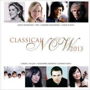 Compilations incluant des chansons de Libera 288572ClassicalNow2013