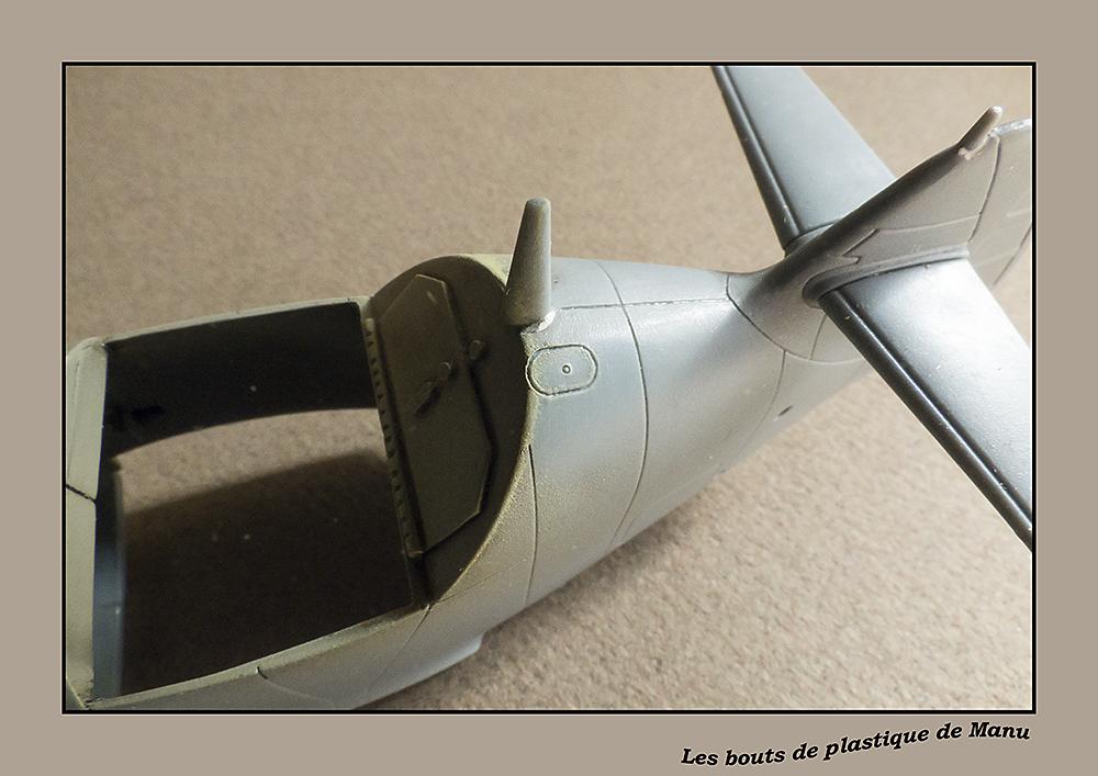 tiger - Bf 109 Tiger Model egg plane-FINI ! 2887533821