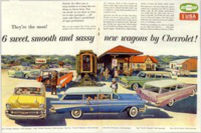 chevrolet bel air hardtop 1957 de chez amt au 1/16 2888561957ChevroletAd03thumb