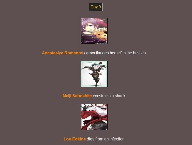 Quederla's Hunger Games - Page 3 289004Day91