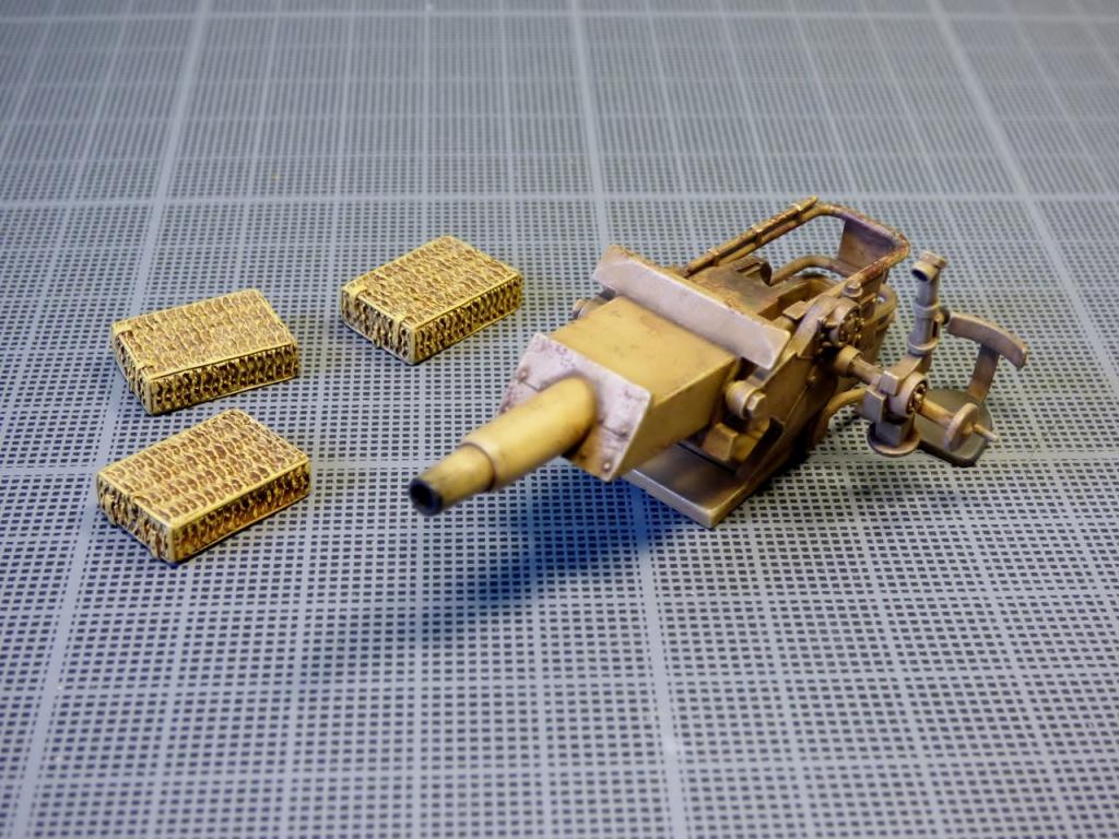 sdkfz - SdkFz 251 / 9  Tamiya / AFV 289080P1050993Copier