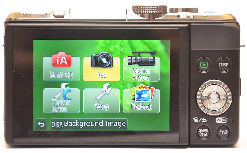 Nouveau Panasonic Lumix GF6 spécifications et photo - Page 2 289844gf6ho3