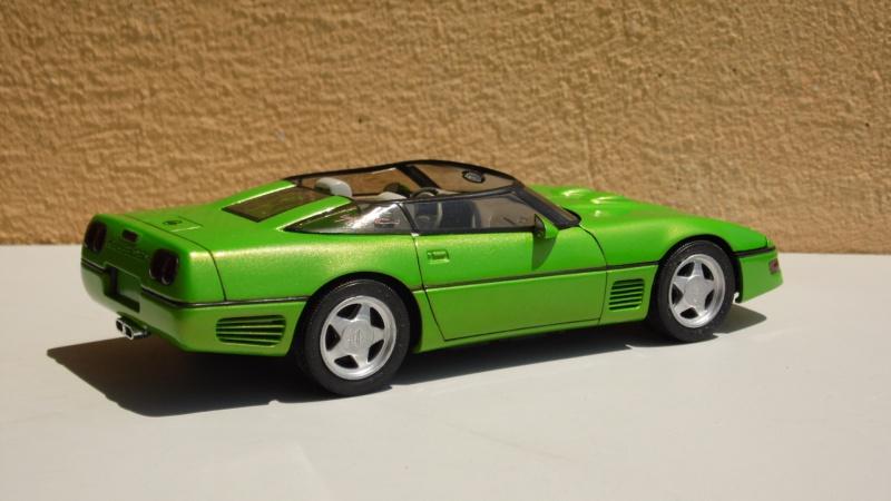 Corvette Callaway speedster Monogram. 289887SAM7876