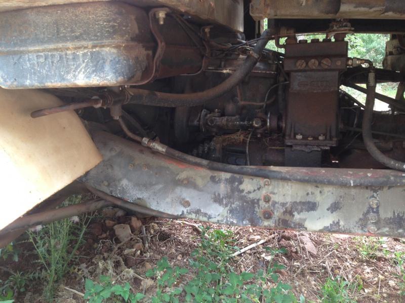 Pompe hydraulique désamorcé 289994photo2