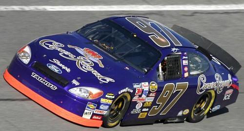 Ford Taurus 2005 #97 Kurt Busch Crown Royal  2900544906