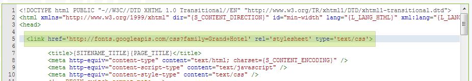 Usar fuentes personalizadas en tu foro con Google Web Fonts 290553Sanstitre7