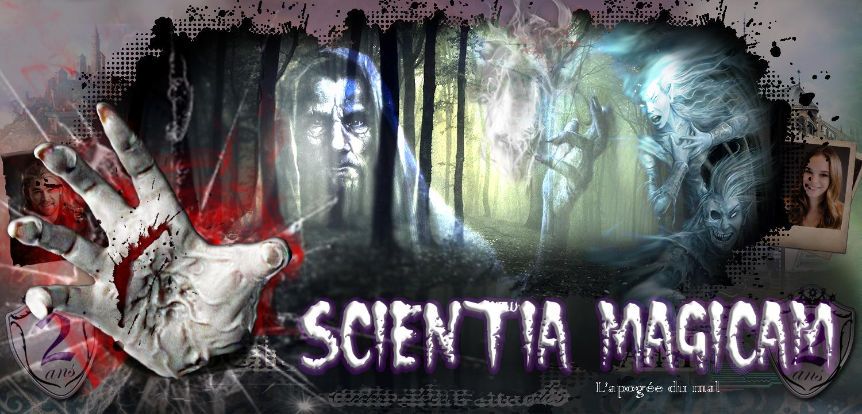 Scientia Magicam 290822HeaderScientiaMagicamhalooween