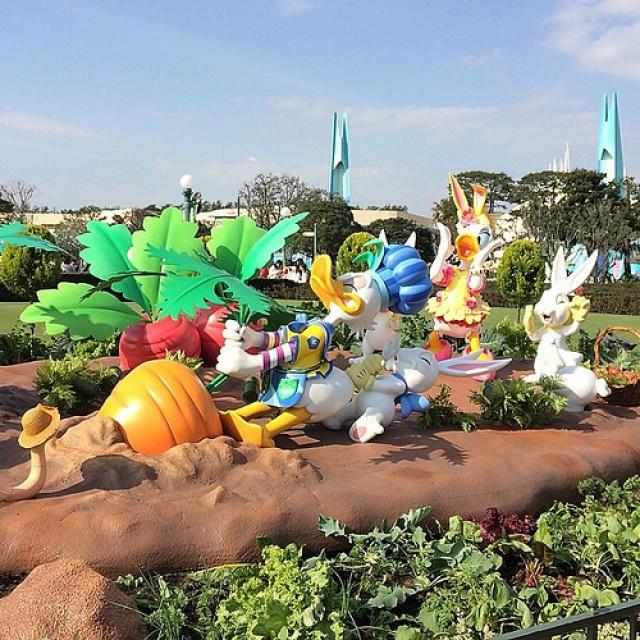 [Tokyo Disneyland] Nouvelle parade : Hippiti-Hoppiti Spring Time (du 2 avril au 23 juin 2014) 291043tds4