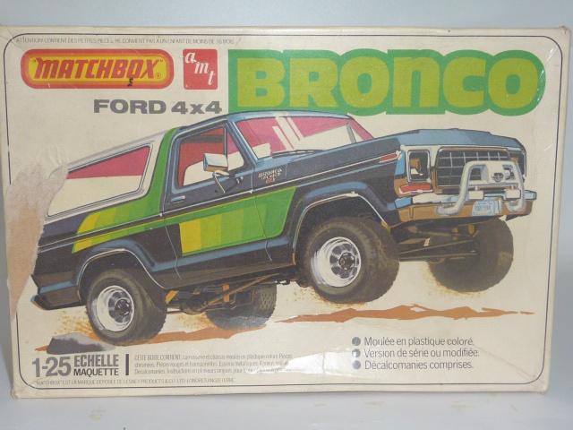 ford 4x4 bronco matchbox 291549025