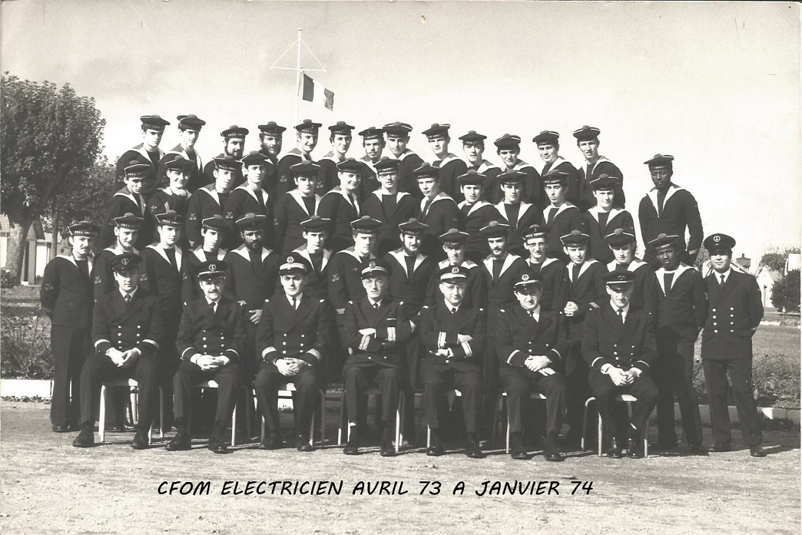 ALBUM PHOTOS DE COURS - E.M.E.S. CHERBOURG 292322CFOMELECT