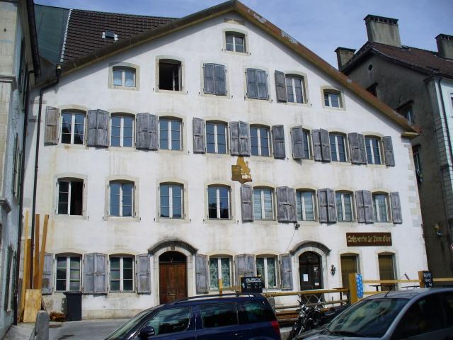Le Locle et ses alentours (Suisse) 292329P1070449