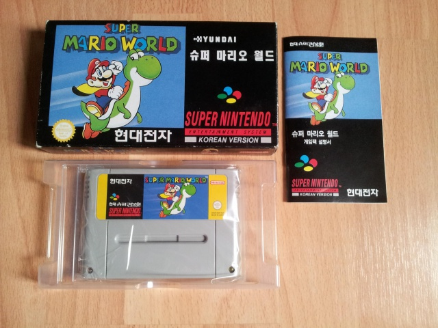 Prupru's Collection ! 100% Super Nintendo et 200% Super Comboy !! 292800SuperMarioWorld