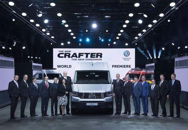 Le nouveau Crafter – une nouvelle dimension - Plus économe, fonctionnel et fiable que jamais  292909hdcrafter000001