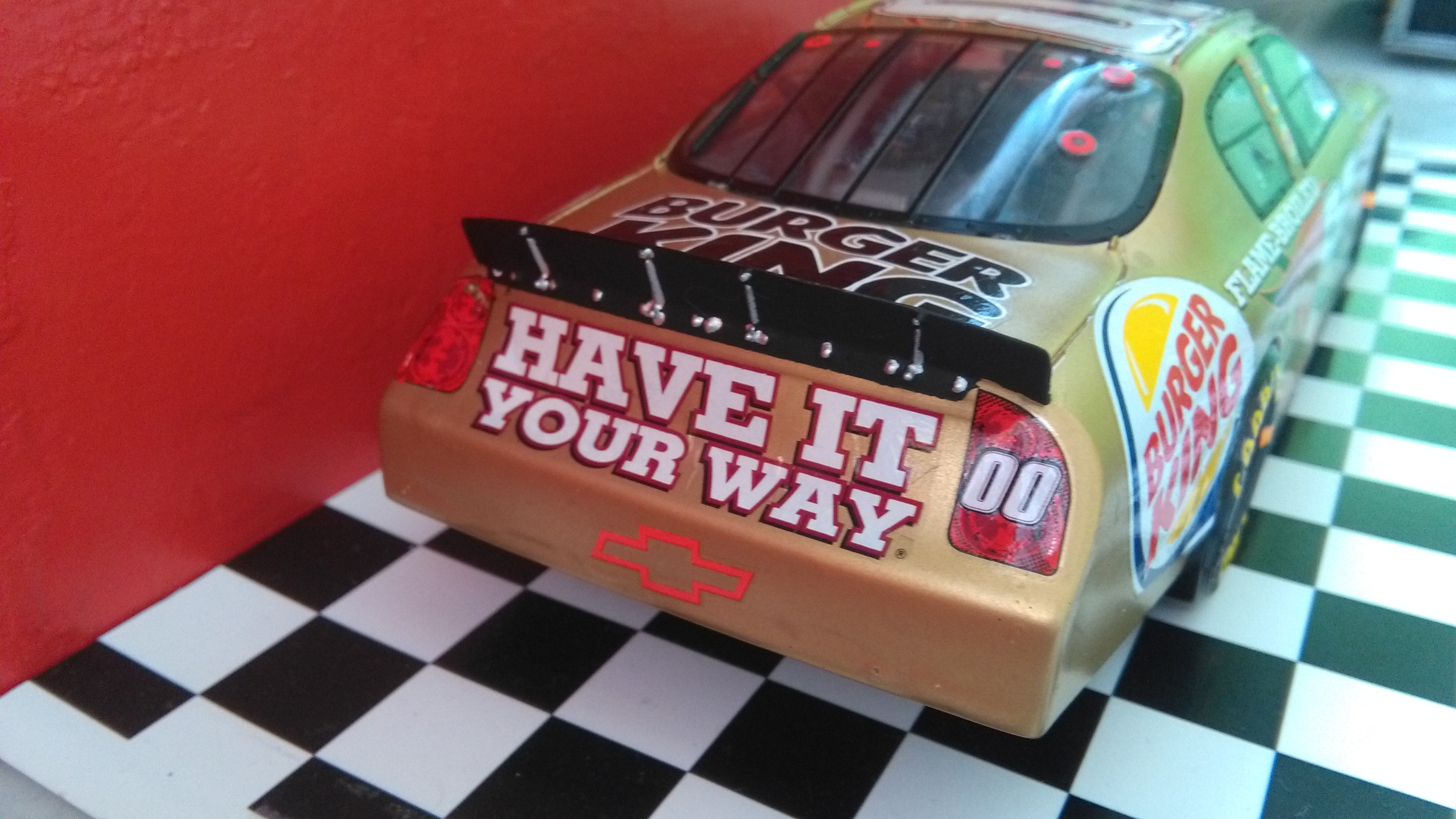 Chevy Monte-Carlo 2006 #00 Bill Elliott Burger King 293774IMG20170513134305