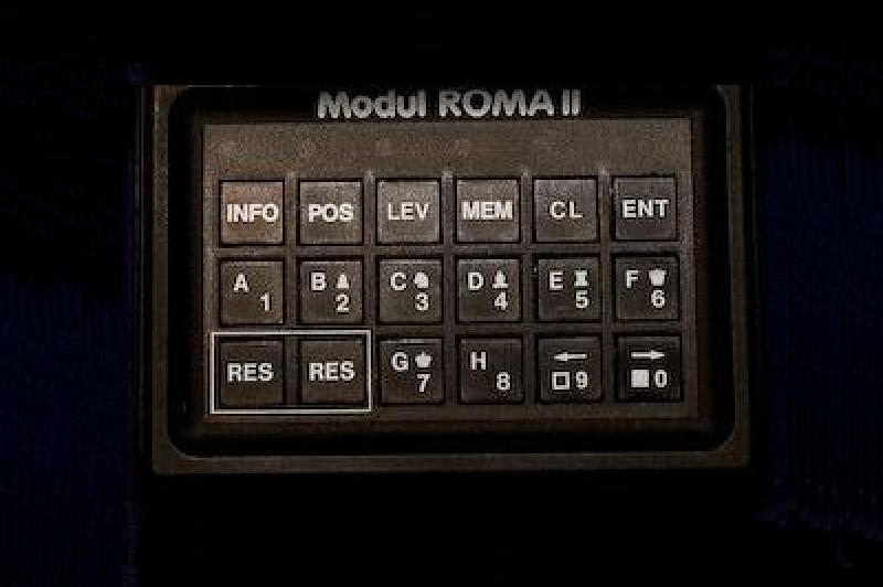 Mephisto Modul (ROMA II)  294116ROMAIIModulfurMephistoSchachcomputer3