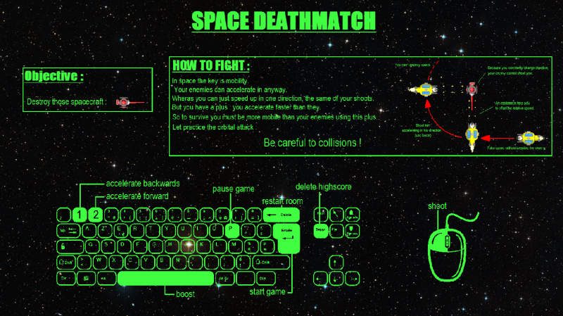 SPACE DEATHMATCH 294477screenshot100
