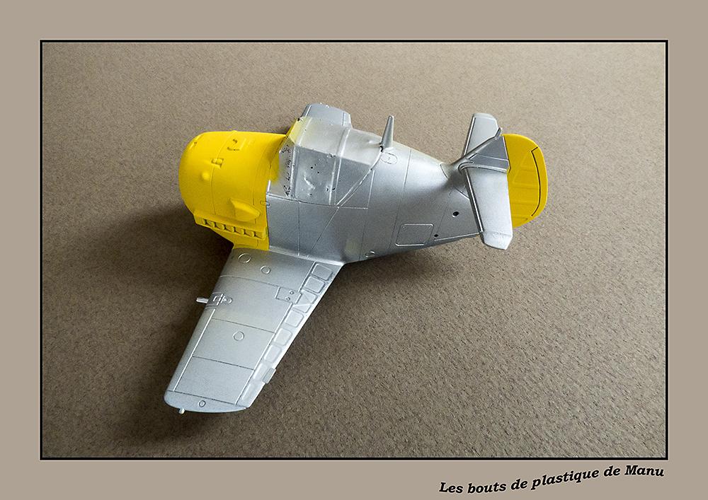 tiger - Bf 109 Tiger Model egg plane-FINI ! 2954312733
