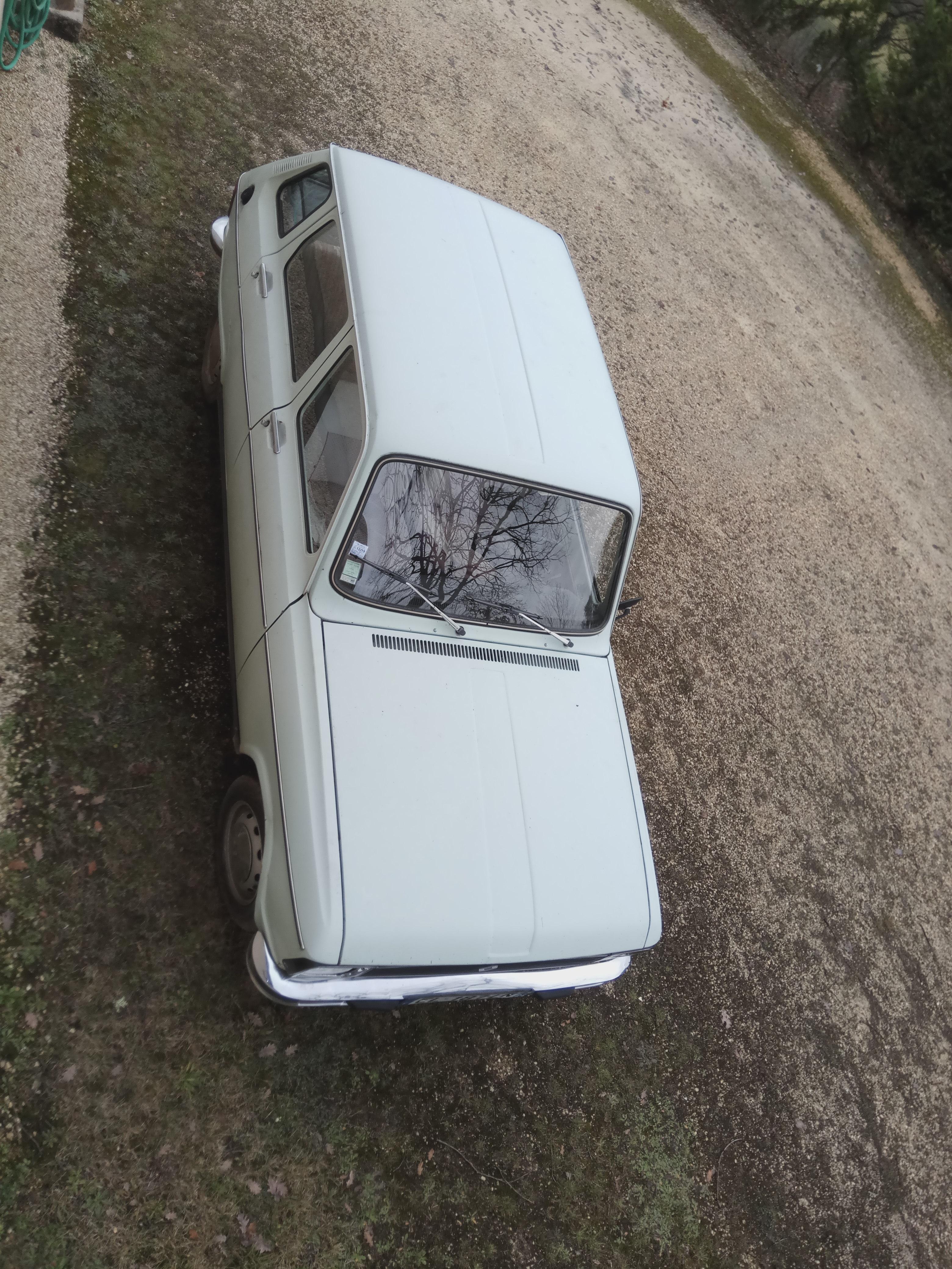 Nouveau possesseur de Renault 6 295432IMG30122017112238