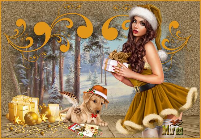 Creaciones Navidad - Página 30 295666png89