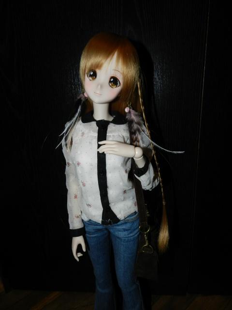 Box opening Smart Doll Mirai 295713DSCN6371