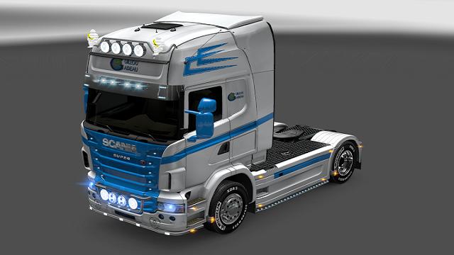 Amazing Euro Truck Shop Simulation - Portail 29607057796ets200116