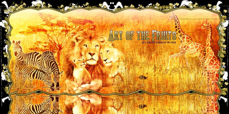 Les thèmes de Art of the fruits. 296376bannire