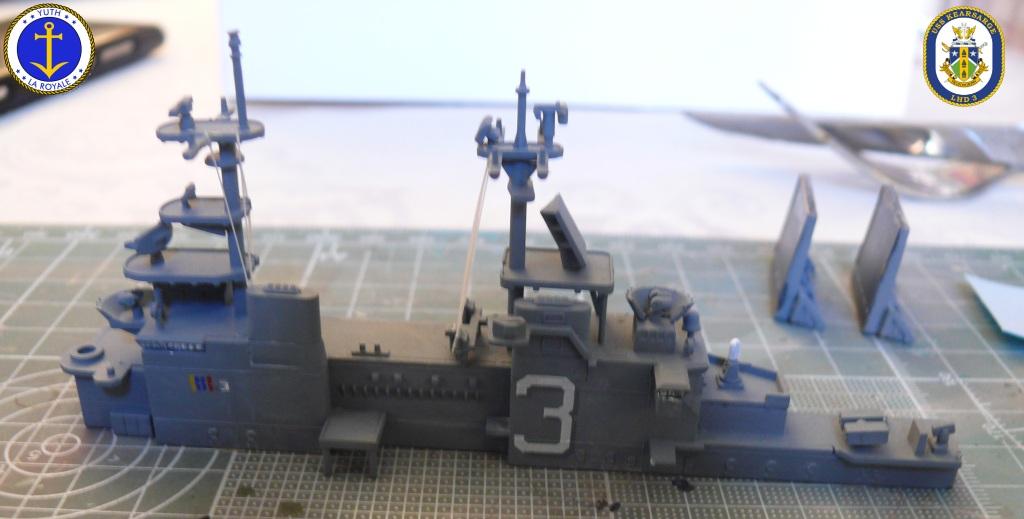 USS KEARSARGE LHD-3 1/700 REVELL 296473Kearsarge27