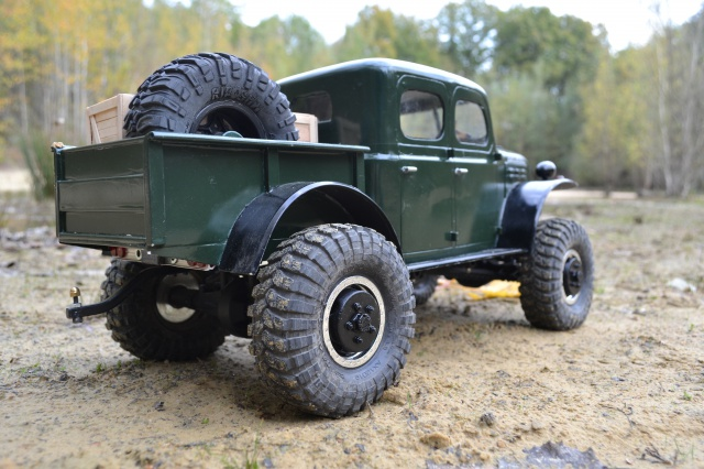 Futur projet, Dodge Legacy power wagon - Page 5 29661914F