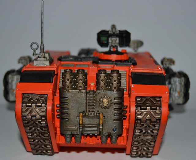 [CDA Armour] Nalhutta : Land Raider Crusader Blazing templars. 296686003