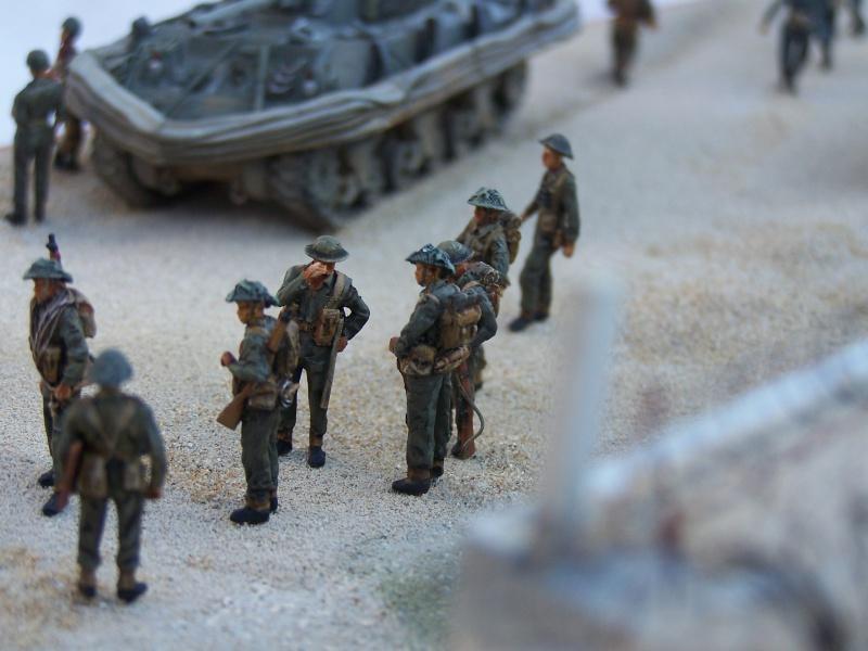 """Juno Beach"" 06.06.1944 Le Fort Garry Horse débarque... 2971281007498"