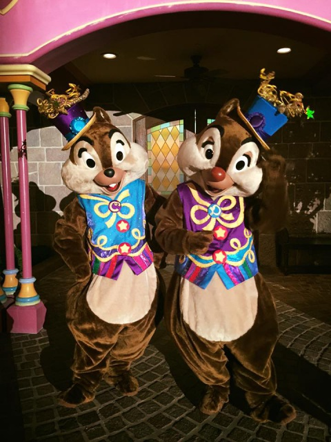 [Hong - Kong Disneyland] Festivités des 10 ans 297180w37