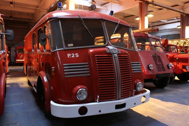 Des camions à gogo....Musée des sapeurs pompiers de Lyon 297640IMG6583