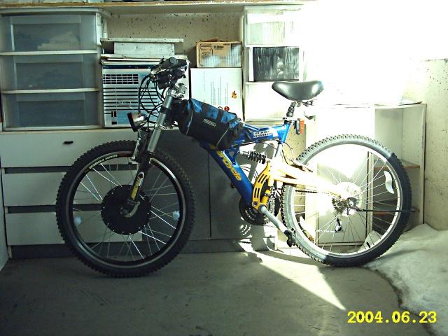 HOOLIGAN..Pas un (( GRAND )) vélo.....MAIS !!! - Page 5 2981273525