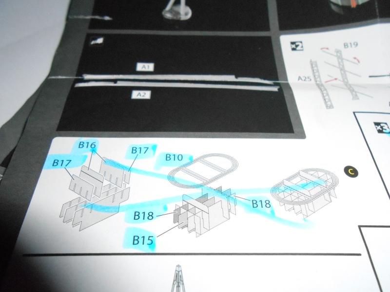 Yamato 1/700 fuji, PE,Pont en bois et babioles - Page 2 298697DSCN5358