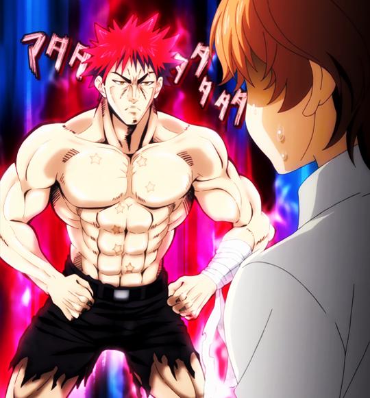 [2.0] Caméos et clins d'oeil dans les anime et mangas!  - Page 8 298709tumblrnqkjwkJToJ1s5f9ado1540