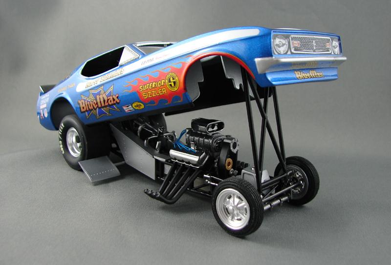 Blue Max Funny Car 298772bluemax0017