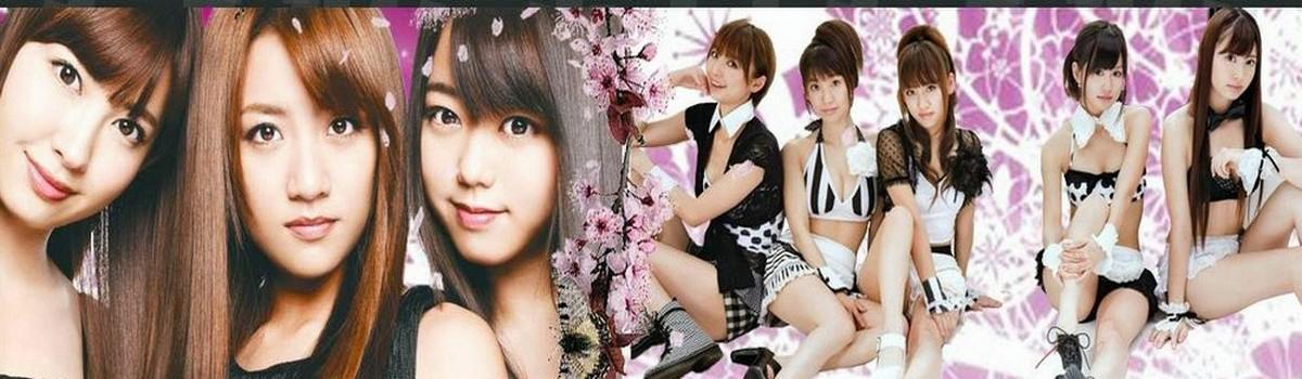 Les AKB48, SKE48, NMB48, ex-SDN48, HKT48, Les Nogizaka46