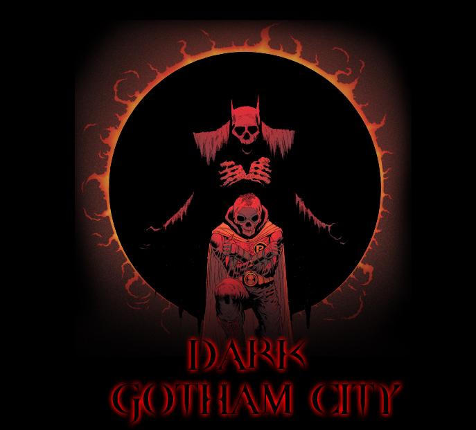 Dark Gotham City  300675dark