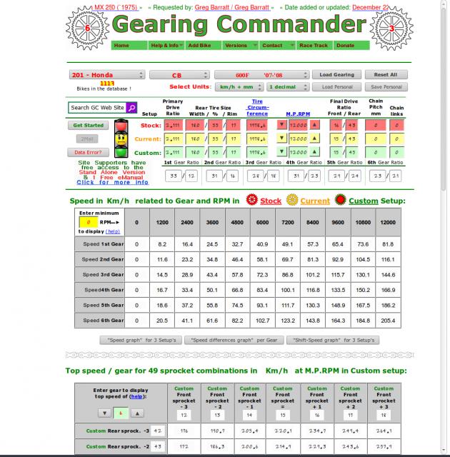 Calculateur démultiplication online 301360Capturedcran22122014212118