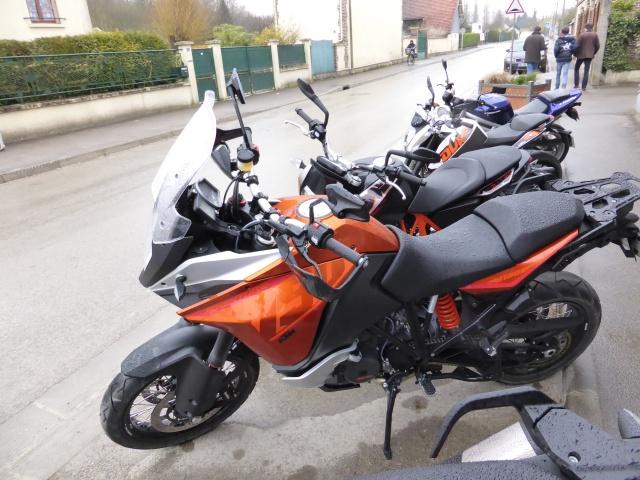 Orange day's 2015 : essai 1050 adventure  301520P1000860