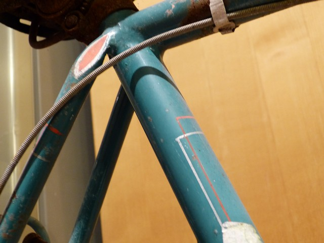 Vélo de ville LEMERCIER  Paris - St Etienne 1939- 301750P1230203