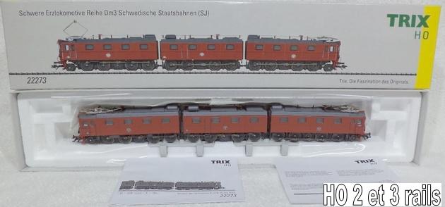 Les machines D/Da/Dm/Dm3 (base 1C1) des chemins de fer suèdois (SJ) 302606TRIX22273SJEDm3trippelstelDIGITAALSOUND2motorenledsmetaalR