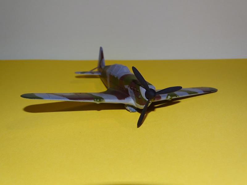 Morane Saulnier MS 406 GC I/2 Damblain Sgt Antoni Beda Avril 1940 302942DSC01384