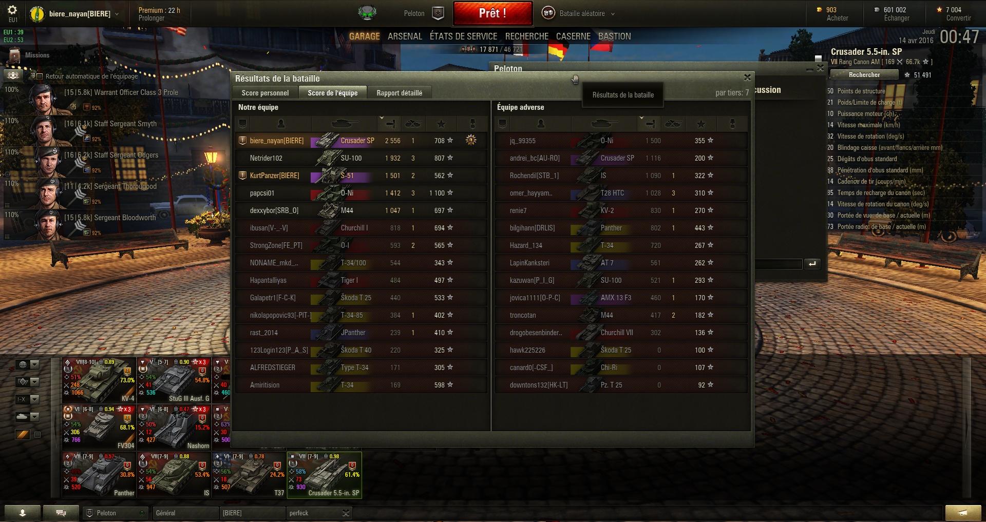 Screenshots et rapports de batailles - Page 3 304460shot008
